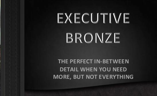 Executive Bronze